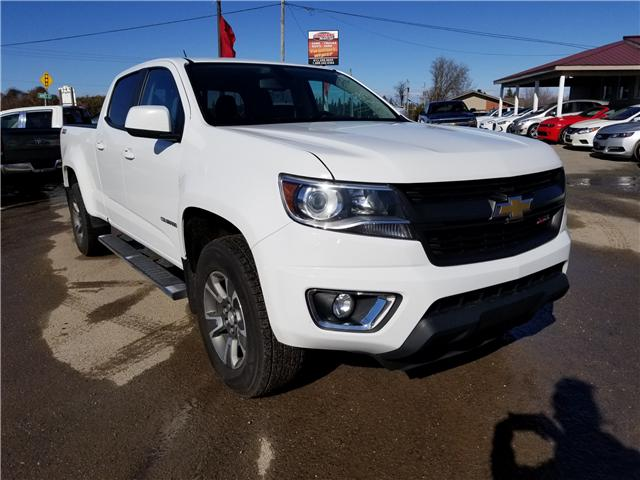 2016 Chevrolet Colorado Z71 (Stk: ) in Kemptville - Image 1 of 16