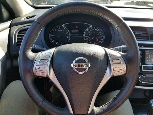 2018 Nissan Altima 2.5 SV (Stk: ) in Kemptville - Image 6 of 21