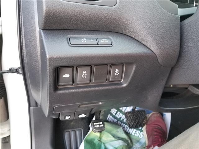 2018 Nissan Altima 2.5 SV (Stk: ) in Kemptville - Image 10 of 21