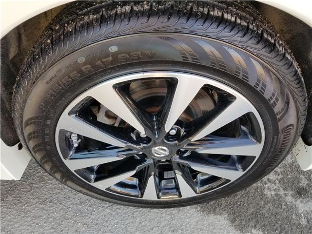 2018 Nissan Altima 2.5 SV (Stk: ) in Kemptville - Image 20 of 21