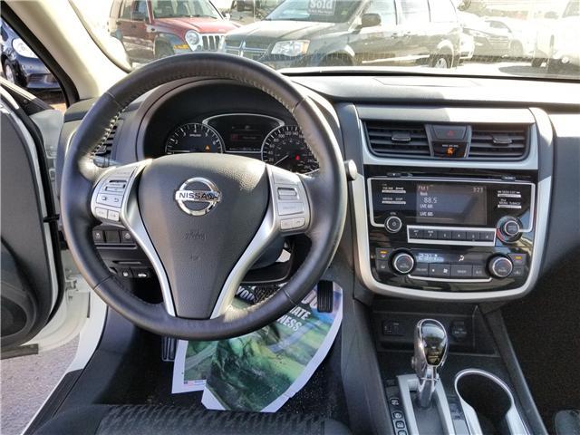 2018 Nissan Altima 2.5 SV (Stk: ) in Kemptville - Image 5 of 21