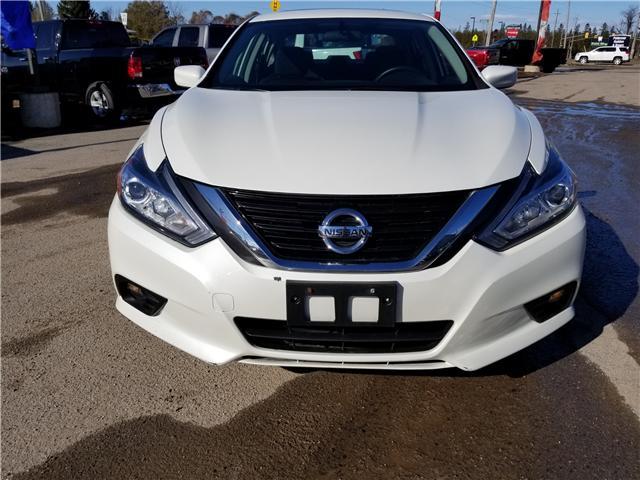 2018 Nissan Altima 2.5 SV (Stk: ) in Kemptville - Image 2 of 21