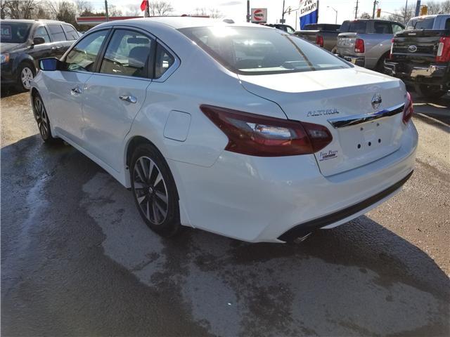 2018 Nissan Altima 2.5 SV (Stk: ) in Kemptville - Image 19 of 21