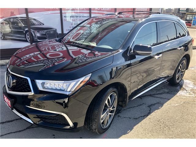 2017 Acura MDX Navigation Package (Stk: 500119) in Toronto - Image 2 of 17