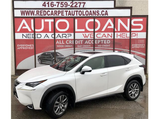 2016 Lexus NX 200t Base (Stk: 046229) in Toronto - Image 1 of 12