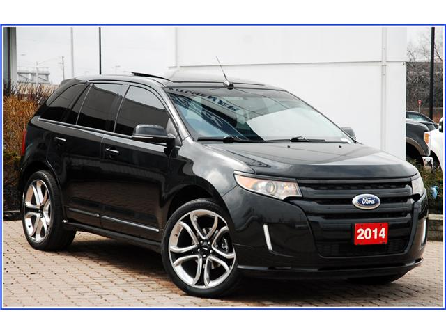 2014 Ford Edge Sport (Stk: 8C2850B) in Kitchener - Image 2 of 18