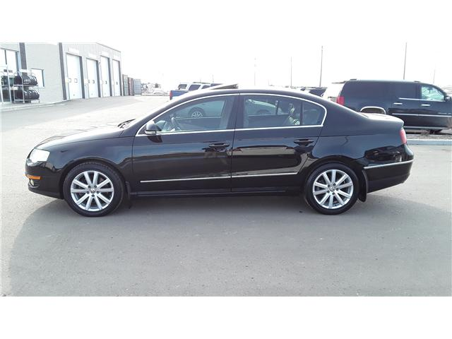2006 Volkswagen Passat 3.6 (Stk: P423) in Brandon - Image 1 of 12