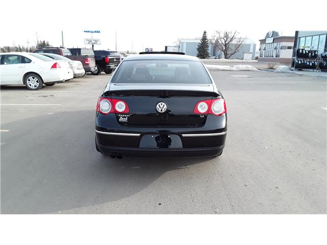 2006 Volkswagen Passat 3.6 (Stk: P423) in Brandon - Image 4 of 12