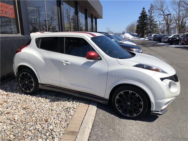 2014 Nissan Juke NISMO RS (Stk: ) in Ottawa - Image 1 of 23