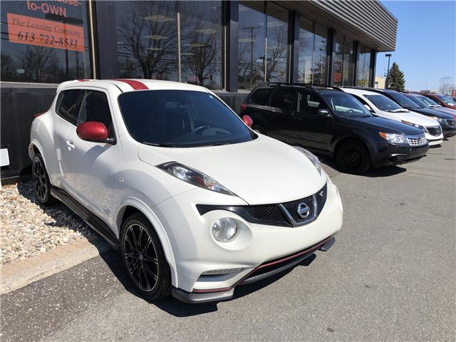 2014 Nissan Juke NISMO RS (Stk: ) in Ottawa - Image 2 of 23
