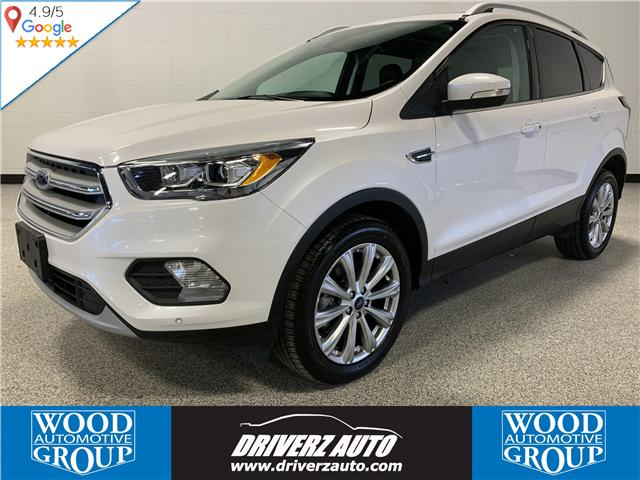 2018 Ford Escape Titanium (Stk: P11984) in Calgary - Image 1 of 20