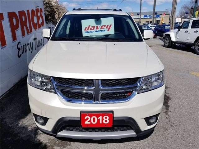 2018 Dodge Journey GT (Stk: 19-205A) in Oshawa - Image 2 of 17