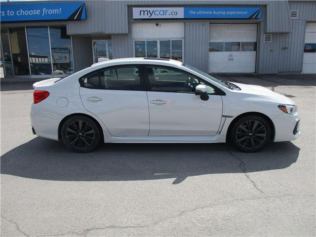2018 Subaru WRX Sport (Stk: 190371) in Kingston - Image 2 of 14