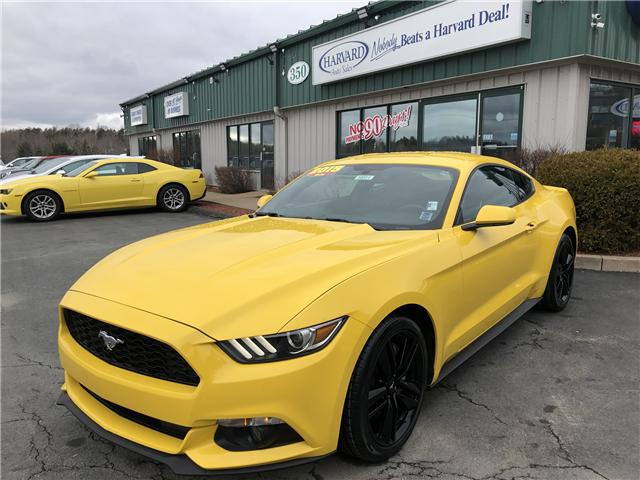 2015 Ford Mustang  (Stk: 10311) in Lower Sackville - Image 1 of 17