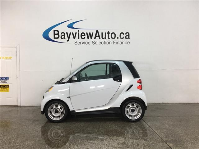 2015 Smart Fortwo Pure (Stk: 34641J) in Belleville - Image 1 of 22