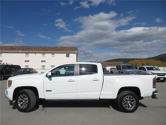2018 GMC Canyon All Terrain w/Cloth (Stk: 1257831A) in Cranbrook - Image 2 of 20