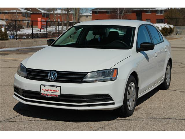2015 Volkswagen Jetta 2.0L Trendline+ (Stk: 1901027) in Waterloo - Image 1 of 24