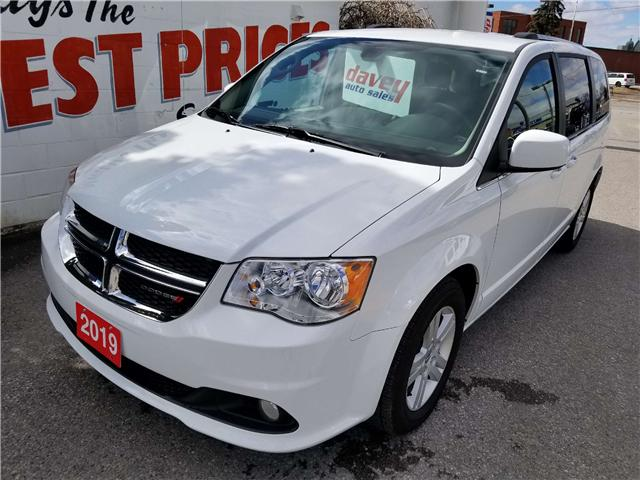 2019 Dodge Grand Caravan Crew (Stk: 19-203A) in Oshawa - Image 1 of 16