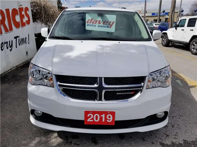 2019 Dodge Grand Caravan Crew (Stk: 19-203A) in Oshawa - Image 2 of 16