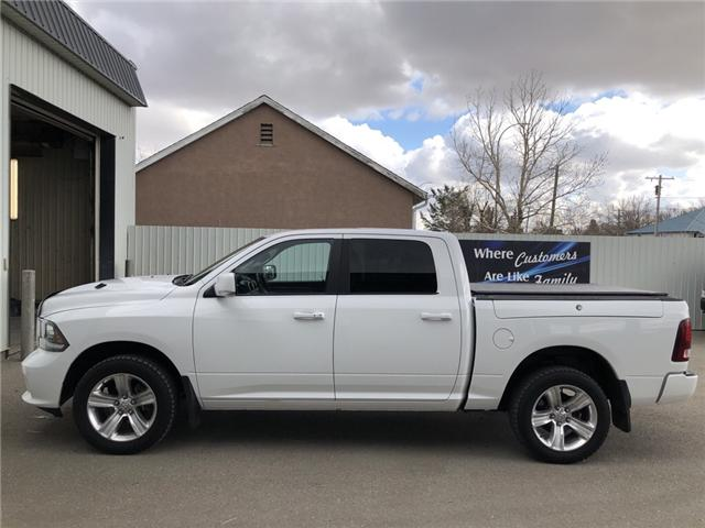 2014 RAM 1500 Sport (Stk: 14676) in Fort Macleod - Image 2 of 22