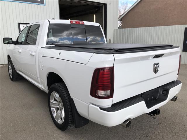 2014 RAM 1500 Sport (Stk: 14676) in Fort Macleod - Image 3 of 22