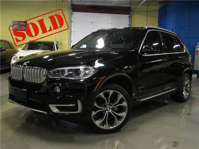 2015 BMW X5 xDrive35i (Stk: S1041) in North York - Image 1 of 23