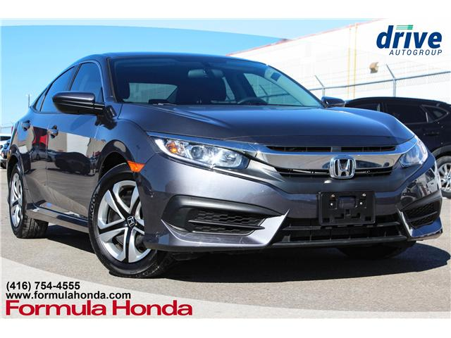 2017 Honda Civic LX (Stk: B11041) in Scarborough - Image 1 of 25