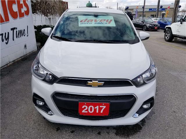 2017 Chevrolet Spark 1LT CVT (Stk: 19-184) in Oshawa - Image 2 of 14