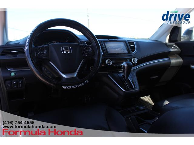 2016 Honda CR-V Touring (Stk: B11062) in Scarborough - Image 2 of 33