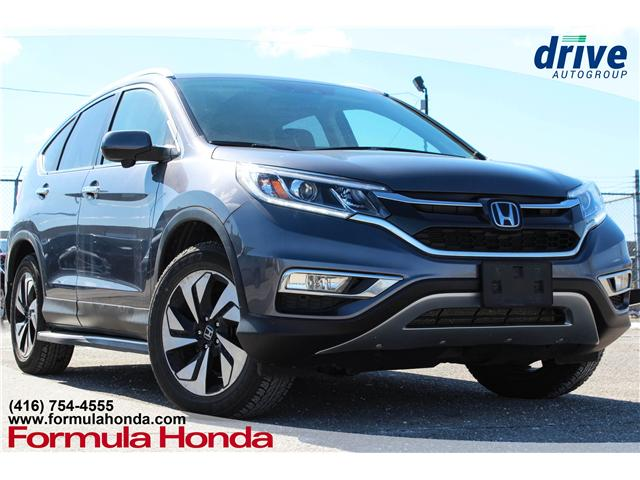 2016 Honda CR-V Touring (Stk: B11062) in Scarborough - Image 1 of 33