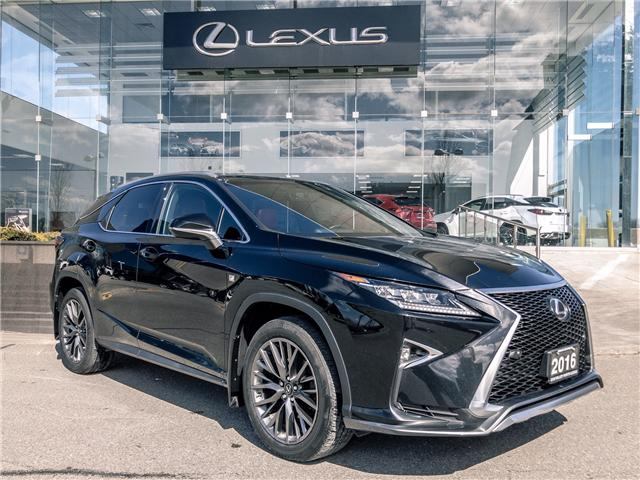 2016 Lexus RX 350 Base (Stk: 27761A) in Markham - Image 2 of 27