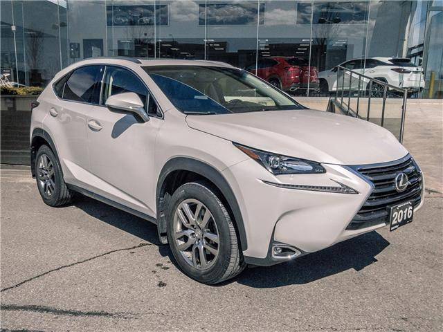 2016 Lexus NX 200t Base (Stk: 27747A) in Markham - Image 1 of 23