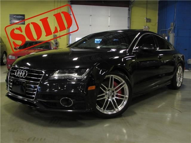 2014 Audi A7 3.0 Technik (Stk: C5562) in North York - Image 1 of 25