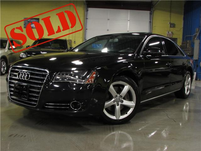 2013 Audi A8  (Stk: C5502) in North York - Image 1 of 25
