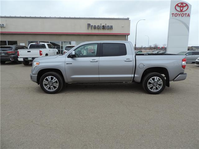 2017 Toyota Tundra Platinum 5.7L V8 (Stk: 20101) in Brandon - Image 1 of 23