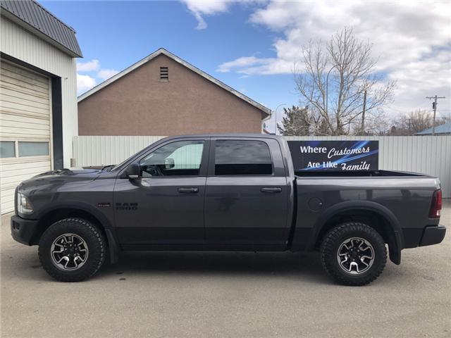 2016 RAM 1500 Rebel (Stk: 14679) in Fort Macleod - Image 2 of 22