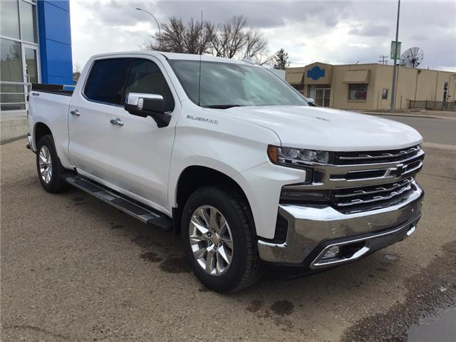 2019 Chevrolet Silverado 1500 LTZ (Stk: 204012) in Brooks - Image 1 of 22