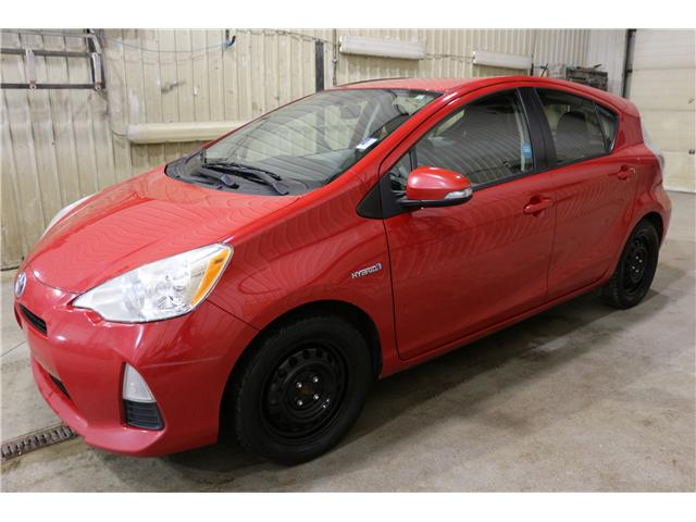 2013 Toyota Prius C  (Stk: JT123C) in Rocky Mountain House - Image 1 of 22