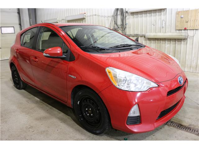 2013 Toyota Prius C  (Stk: JT123C) in Rocky Mountain House - Image 2 of 22