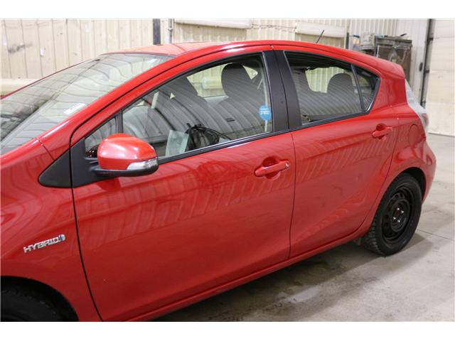 2013 Toyota Prius C  (Stk: JT123C) in Rocky Mountain House - Image 4 of 22