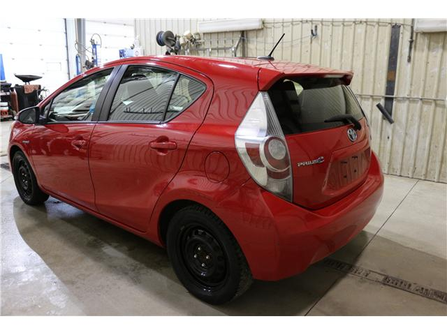 2013 Toyota Prius C  (Stk: JT123C) in Rocky Mountain House - Image 5 of 22