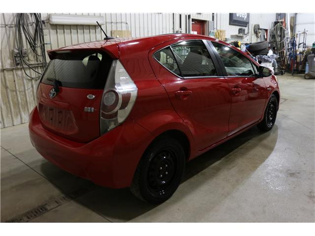 2013 Toyota Prius C  (Stk: JT123C) in Rocky Mountain House - Image 6 of 22