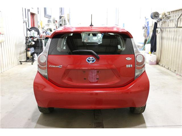 2013 Toyota Prius C  (Stk: JT123C) in Rocky Mountain House - Image 7 of 22