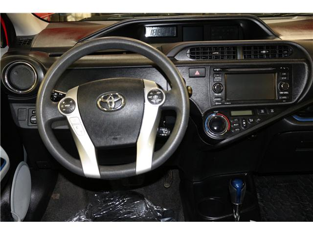 2013 Toyota Prius C  (Stk: JT123C) in Rocky Mountain House - Image 16 of 22