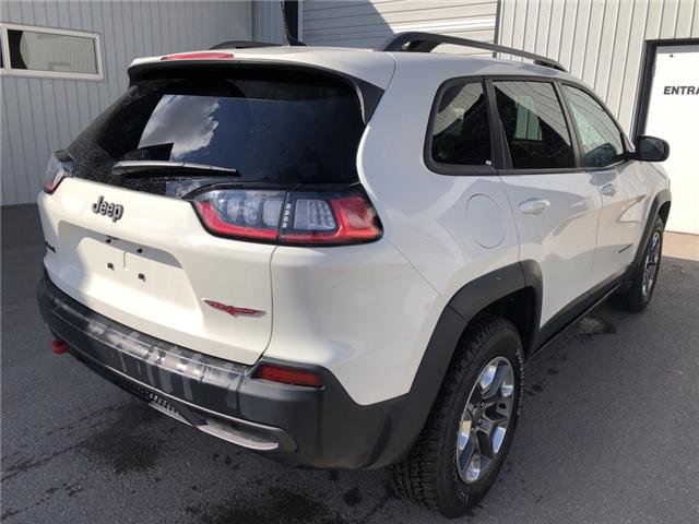 2019 Jeep Cherokee Trailhawk (Stk: 14682) in Fort Macleod - Image 6 of 21