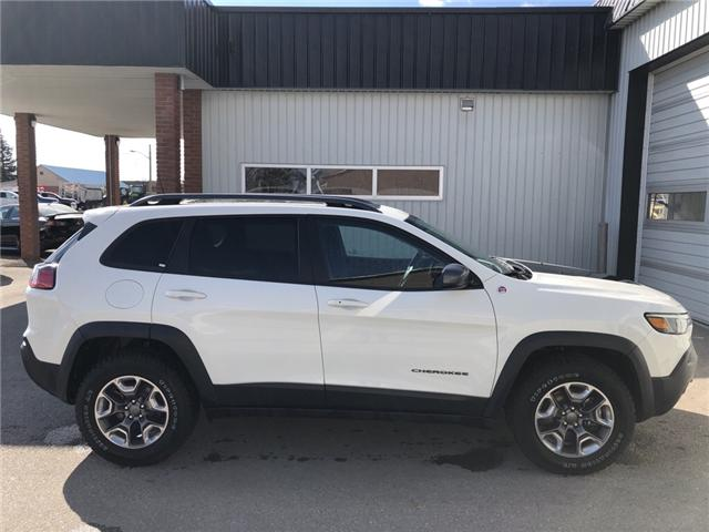 2019 Jeep Cherokee Trailhawk (Stk: 14682) in Fort Macleod - Image 7 of 21
