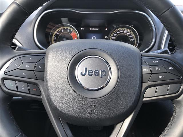 2019 Jeep Cherokee Trailhawk (Stk: 14682) in Fort Macleod - Image 15 of 21