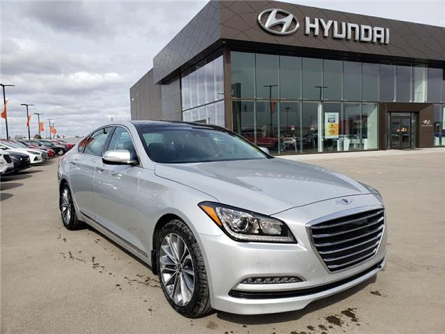 2015 Hyundai Genesis 3.8 Technology (Stk: G29003A) in Saskatoon - Image 1 of 21