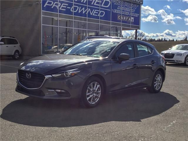 2018 Mazda Mazda3 GS (Stk: K7817) in Calgary - Image 1 of 32