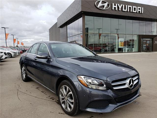 2015 Mercedes-Benz C-Class Base (Stk: H2342) in Saskatoon - Image 1 of 23